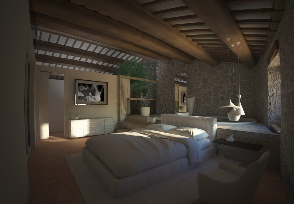 Kent Oast House - Interior design in Kent
