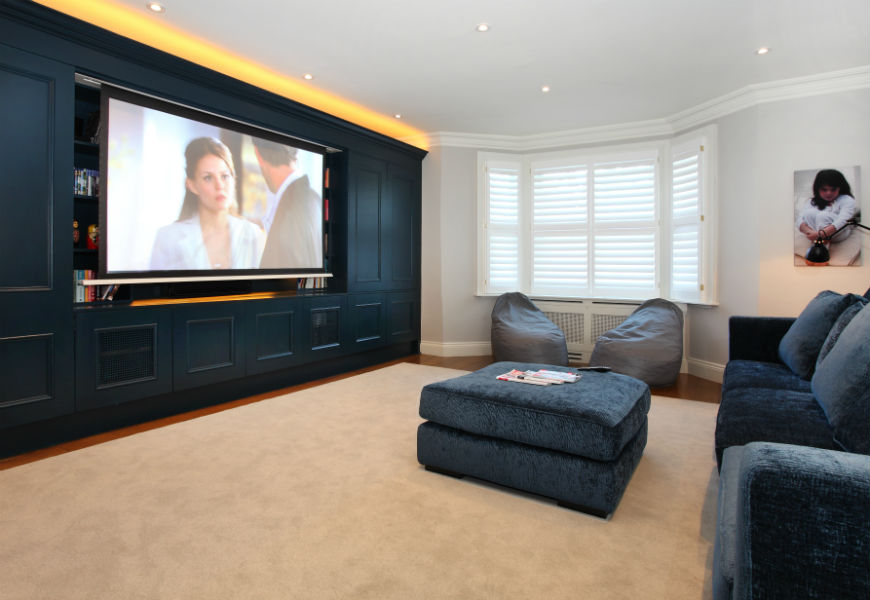 Family Home, Hampstead - Interior design in London