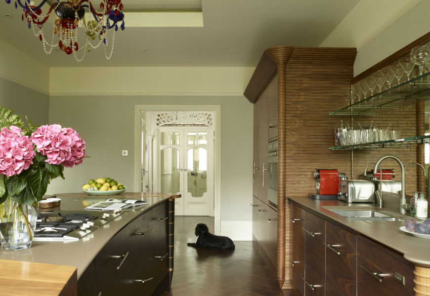 Family Home North London Thornton Allan Interiors