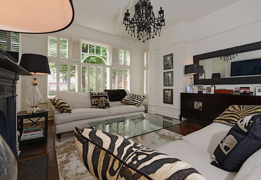Family Home North London - Interior design in London