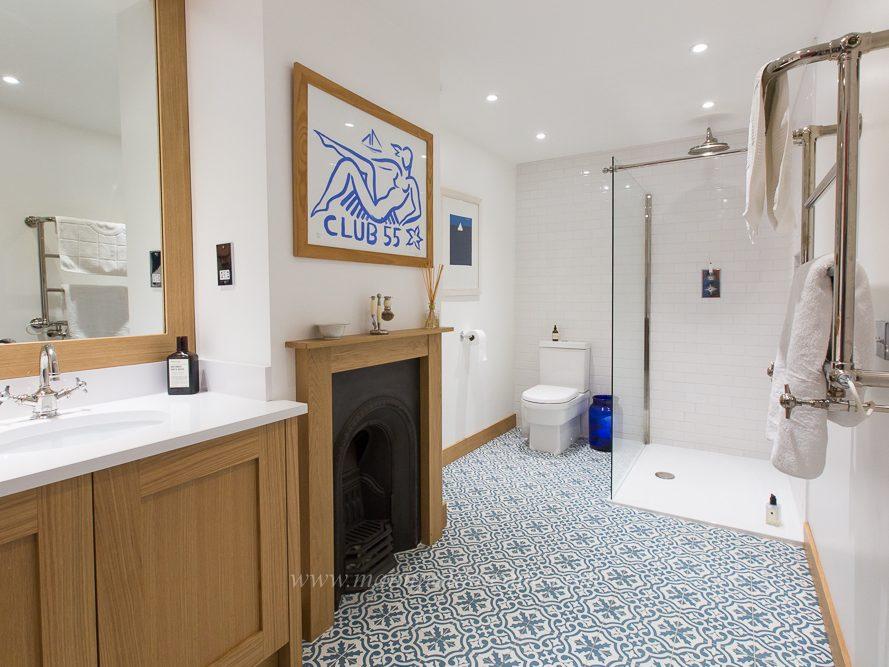 A Bathroom after renovation