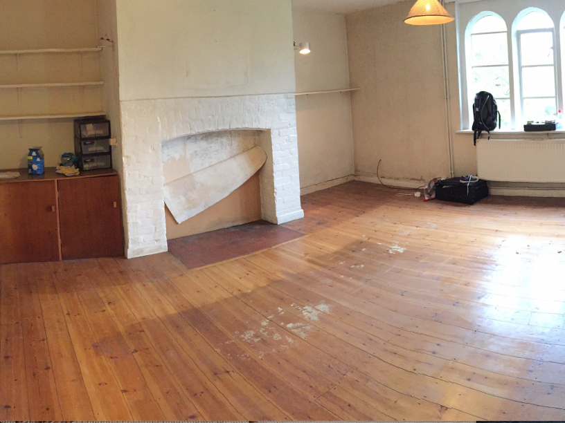 Dinning room before renovation